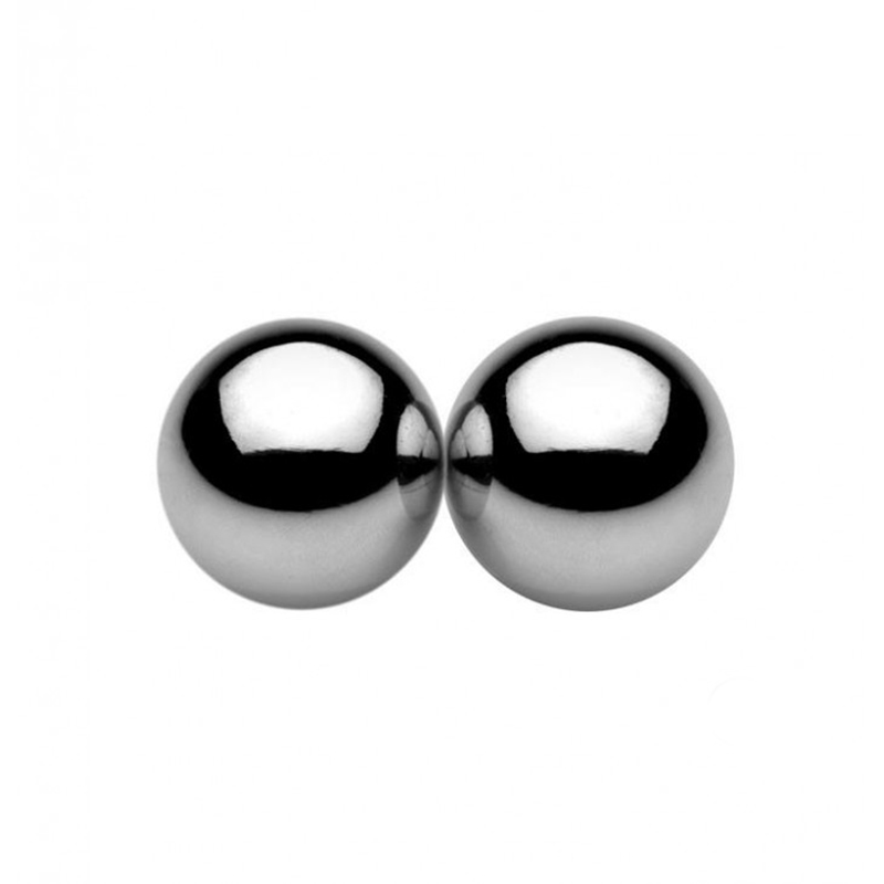 BEEGER-2-pair-XL-Ultra-Powerful-Magnetic-Orbs-BDSM-Nipple-Clamps-Strong-Magnetic-Orbs-Clitoris-Bondage