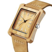Casual Wood Watches Men Women Quartz Wooden Watch Man Wristw