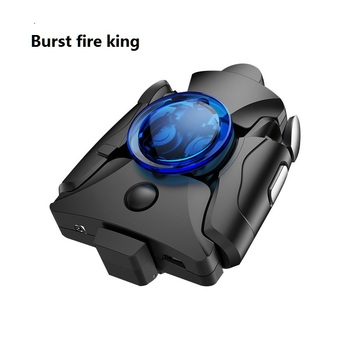 Quick burst burst mobile phone mobile game trigger for PUBG game button fire alarm button L1 R1 shooter controller game PUGB