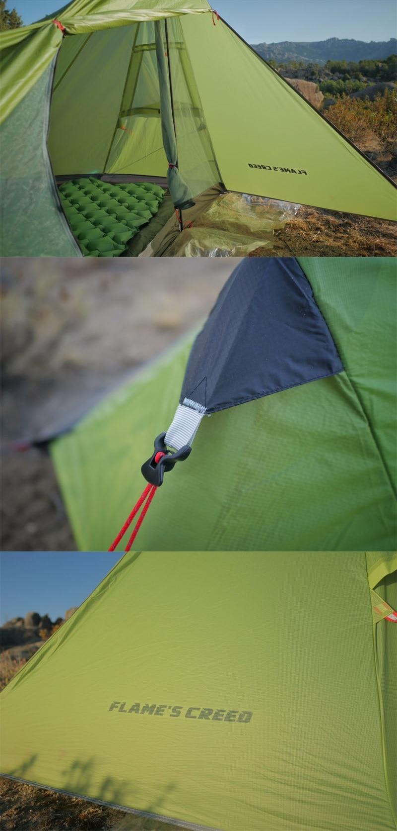1 pessoa tendas ultraleve caminhadas barraca de