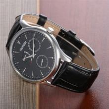 Reloj de marca de lujo para hombre, reloj ultrafino de acero inoxidable, reloj deportivo de cuarzo para hombre, reloj de pulsera NAKZEN informal, reloj masculino