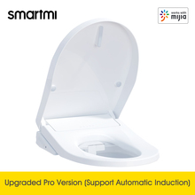Toilet-Seat-Lid Bidet Smartmi Electric Automatic Pro 220V App-Control Instant-Heat Induction