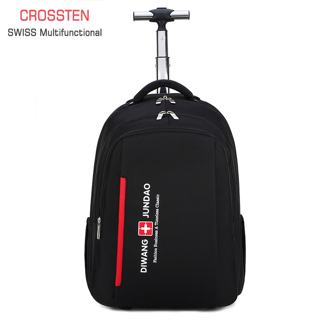 Business Travel Travel bags 2 in 1 Trolley Backpack