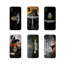 Kingdom Come Deliverance Transparent Clear TPU Case For Samsung Galaxy S3 S4 S5 Mini S6 S7 Edge S8 S9 S10 Lite Plus Note 4 5 8 9(China)