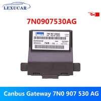 Lexucar Canbus Gateway 7N0907530AG Für VW Jetta 5 MK5 Golf 5 6 MK6 Octavia Touran 7N0 907 530 AG