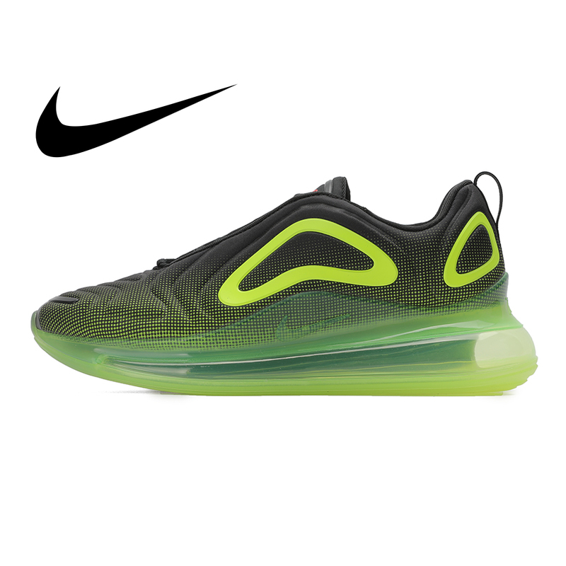 Original Authentic Nike Air Max 720 Men's Breathable Running Shoes Sneakers Outdoor Sports Designer Footwear 2019 New AO2924-400