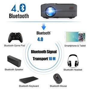 Image 5 - Caiwei C180 Mini projecteur intelligent hd TV Mobile Android petit projecteur dans les projecteurs de cinéma maison projecteurs vidéo dextérieur