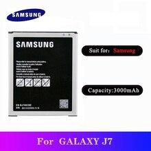 5pcs/lot High Quality EB-BJ700CBE Battery For Samsung Galaxy J7 2015 J700 SM-J700F J700M J700M/DS J700H/T/P J7000 J7008 J7009 цена 2017