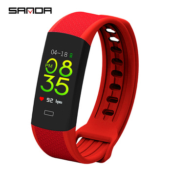 Smart Band Activity fitness tracker wristband blood pressure measurement band heart rate monitor PPG ECG smart bracelet watch фото