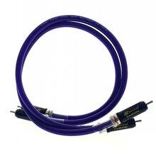 HIFI  VAN DEN HUL MC SILVER IT 65G RCA Plug DIY interconnect audio cable Custom
