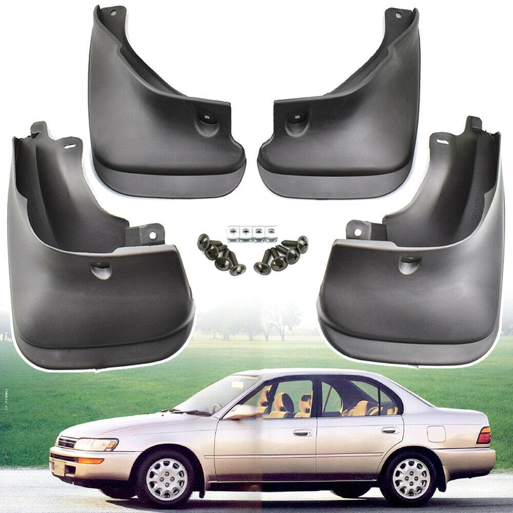 For Toyota Corolla Sedan 1993-1998 E100 AE100 AE102 101 Mud Flaps Splash Guards