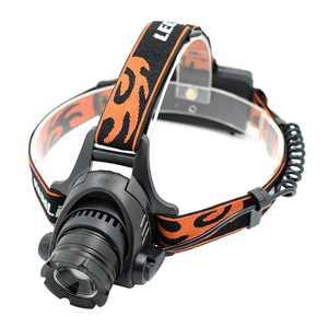 Image 2 - 울트라 브라이트 5000 루멘 led 전조등 xm l2 u2 방수 충전식 헤드 라이트 정면 손전등 zoomable 헤드 램프 토치
