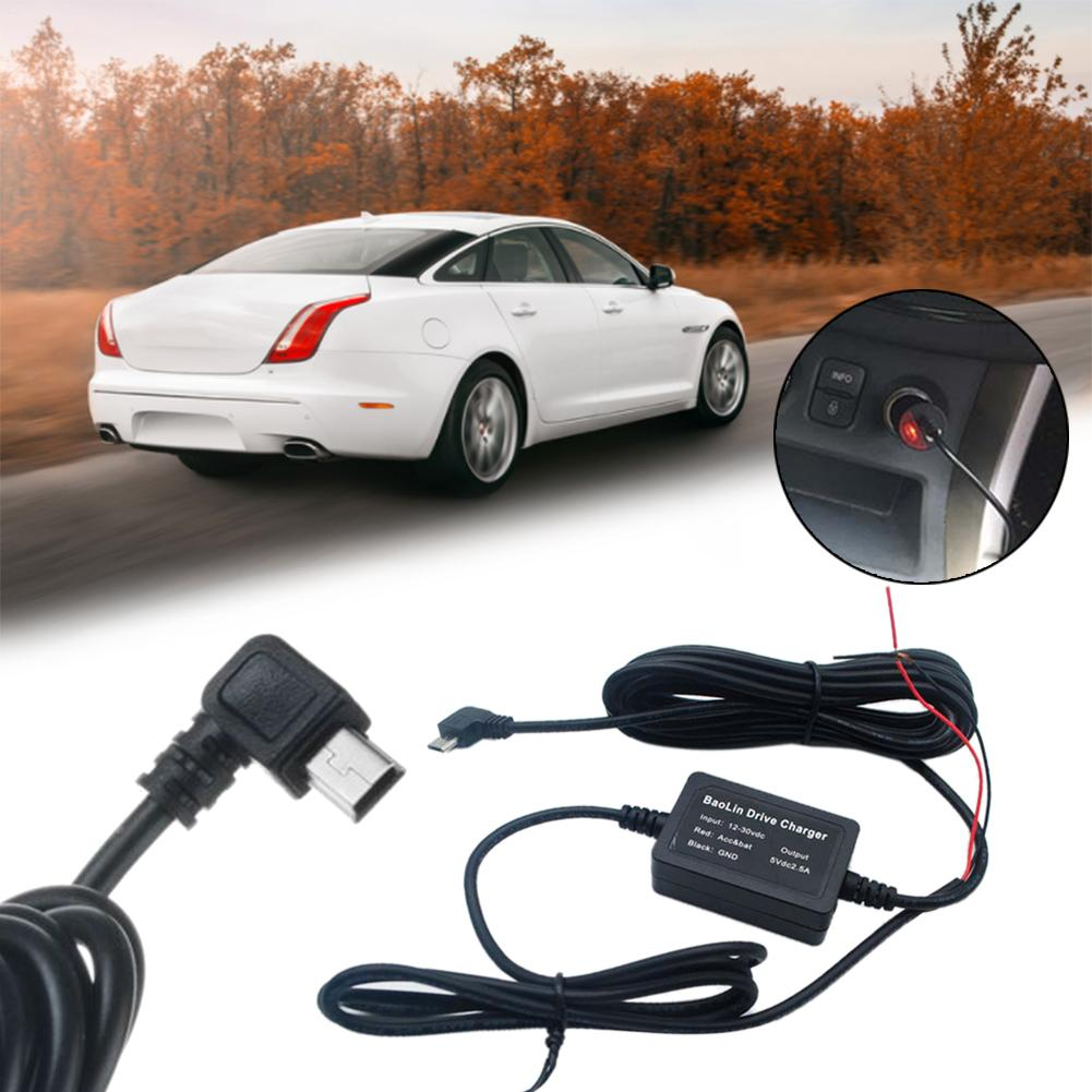 Converter-Module Usb-Cable 12V To 24V For Tachograph Navigation Low-Voltage-Protection