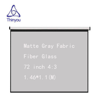 led projector universal lens diy hd 1080p projector short focus glass lens f 180 mm for lcd screen 3 2 inch 3 5 inch 4 6 inch Thinyou Matte Gray Fabric Fiber Glass 72 inch 4:3 Hand Projector Screen Wall Mounted Home Theater For 3D LED DLP Projector