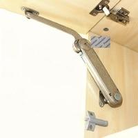 Heavy Force Adjustable Lift Up Kitchen Cabinet Cupboard Flap Up Door Lifter Lid Mechanism Support Buffer