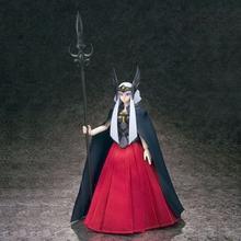 Nt modelo saint seiya pano mito polaris hilda hiruda cavalo branco 2 vestido incluído figura de ação modelo