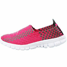Slip On Red Running Shoes Womens Sports Sneakers For Women Sport Shoe Summer Krasovki Gym Sporty Scarpe Donna  A264