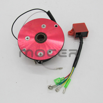 Replacement Ignition Stator Assembly Fit for ATV Dirt Bike 50 100 110 140 150cc - Motorcycles Accessories