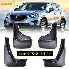 Błotniki błotnika samochodu dla Mazda CX 5 CX5 2012 2013 2014 2015 2016 Splash Guards błotniki błotniki akcesoria samochodowe