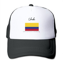 Kolombia Bendera Sport Cap(China)