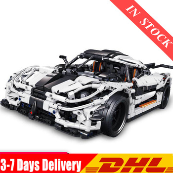 IN Stock  23002 Technic Series The MOC-4789 Changing Racing Car Set Building Blocks Bricks Toys Model Christmas Kids Gifts 1