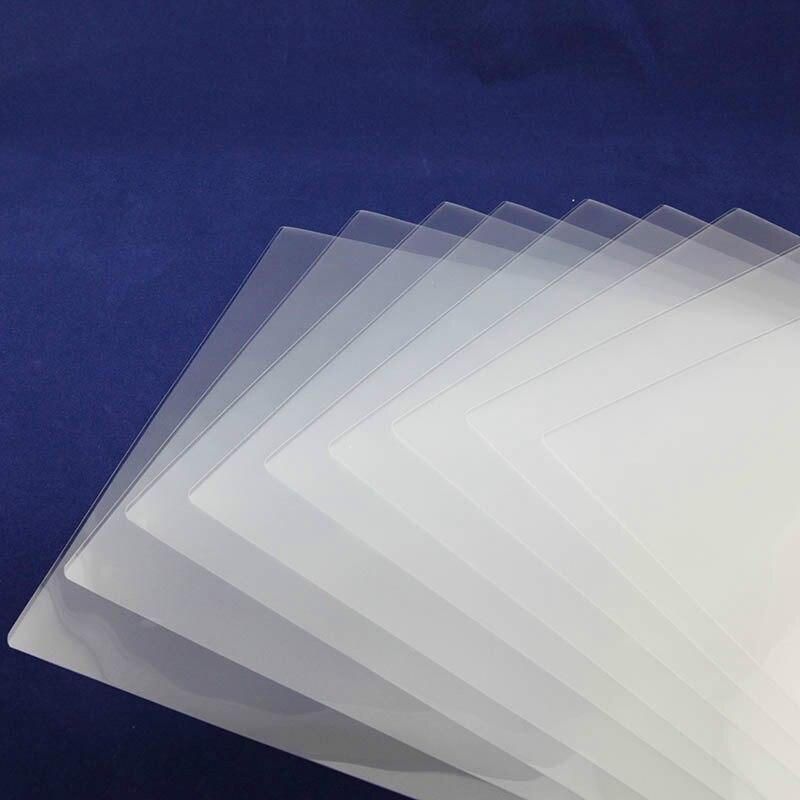 imagens calor selagem filme termico embalagem papel 50 pces lote foto filme 02