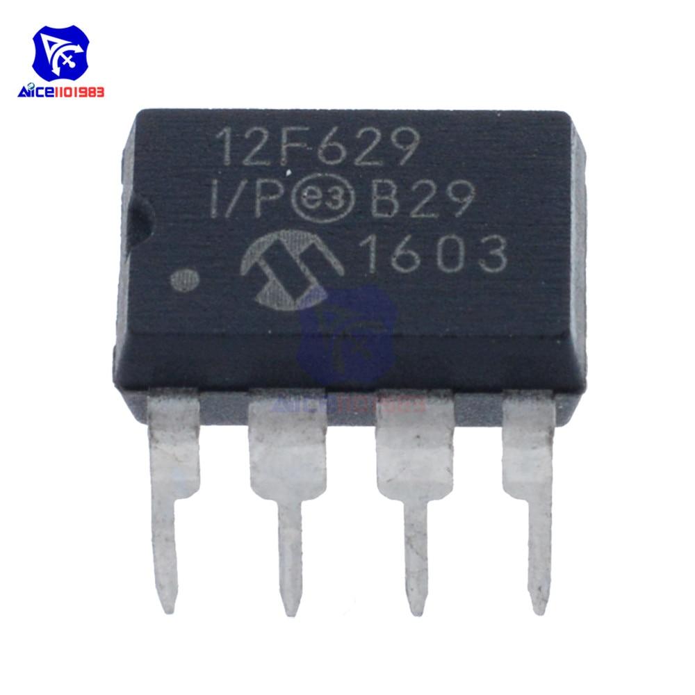 PIC12F629-I//P Original New Microchip Integrated Circuit