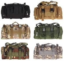 Waist-Bag Camping-Pack Hiking Military Tactical Outdoor Molle Waterproof Oxford 3L