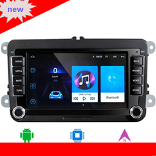 RNS510 V W radio android HD 1024X600 For Golf 5 6 J et ta Mk5 Mk6 Passat CC Tiguan po lo gps navigation without DVD
