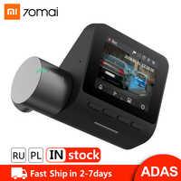 Xiaomi 70mai Pro Dash Cam 1944P GPS ADAS Auto DVR Wifi del Precipitare Della Macchina Fotografica di Controllo di Voce di 24 ORE di Parcheggio Monitor video Registratore di Visione notturna