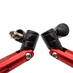 Для BMW F800 R1200 GS Adventure F800 S ST HP2 Enduro R1250GS универсальное зеркало заднего вида для мотоцикла CNC алюминиевые боковые зеркала