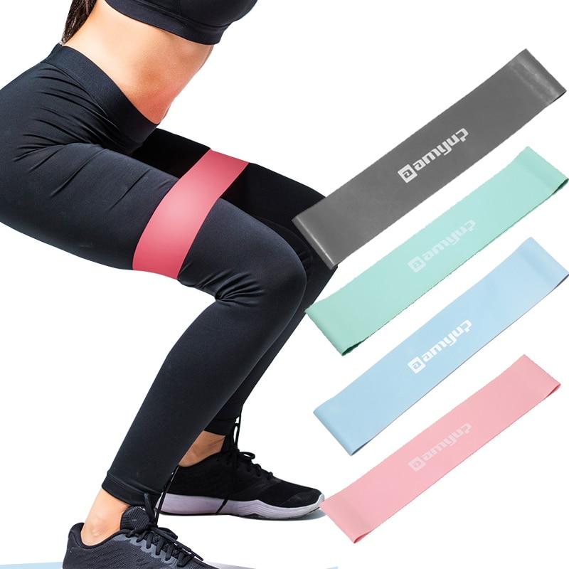 Yoga Accessories 10 Lbs 50 Lbs Elastic Belt Men s And Women s Squat Elastic Ring