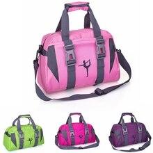 Sport Waterproof Bag Yoga Travel Bag Yoga Mat Backpack Training Fitness Handbag Men Women Outdoor Sport Bag