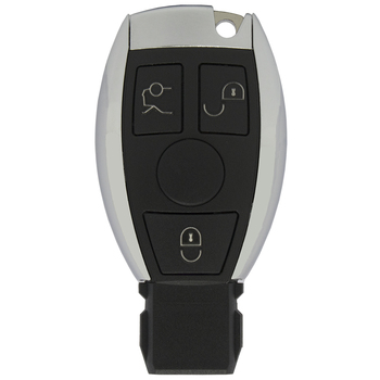 WhatsKey 3 Button Remote Car Key Shell Fob Case For Mercedes For Benz A B C E S Class W245 W204 W205 W210 W212 W221 W222 CLK whatskey 2 button remote car key shell case fit for land rover discovery 1 freelander c50 auto durable fob replacement key shell
