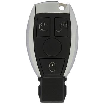 WhatsKey 3 Button Remote Car Key Shell Fob Case For Mercedes For Benz A B C E S Class W245 W204 W205 W210 W212 W221 W222 CLK