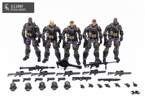 Image 5 - NEW JOYTOY 1/18 action figures US Army Corps model doll Birthday/Holiday Gift Free shipping