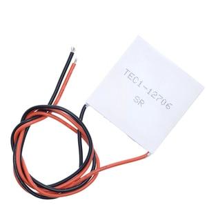 Image 2 - TEC1 12705 Thermoelectric Cooler Peltier TEC1 12706 TEC1 12710 TEC1 12715 40*40MM 12V Peltier Elemente Module
