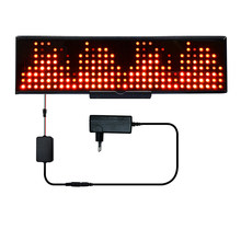 Matriz 8x32 16x16 en LEDs direccionables con Control WiFi WS2812B Panel LED pantalla sincronización de tiempo reloj lámpara Gyver Matrix 5V(China)