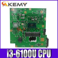 ZN220IC MAIN_BD Motherboard For Asus ZN220IC GM All-in-one Desktop Mainboard With i3-6100U CPU