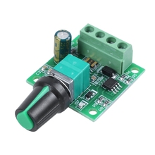 1.8v 3v 5v 6v 7.2v 12v 2A 30W DC Motor Speed Controller (PWM) 1803BK Adjustable Driver Switch pwm dc motor regulator low voltage 1 8v 3v 5v 6v 12v motor driver speed controller module current control output 0 2a diy supply