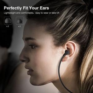 Image 5 - Lewinner W1 auriculares, inalámbricos por Bluetooth con micrófono, Auriculares deportivos a prueba de agua IPX5 para teléfonos iPhone y xiaomi
