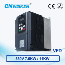 WK600 Vector Control frequency converter 380V Three-phase variable frequency inverter for motor 7.5kw/11kw ac frequency drive brand original frenic mini series 11kw 380v inverter frn0024c2s 4c