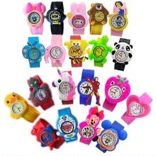 20 Patterns Baby Toys Gifts Children Watch Student Clock Kids