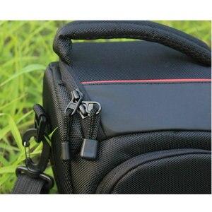 Image 4 - Waterproof DSLR SLR Camera Bag Camera Case Shoulder Bag For  Travel Bag