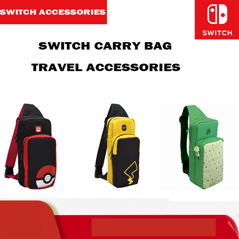 Portable Nintend Switch Carrying Case For Nintendo Switch Stroage Bag Adjust Shoulder Pouch Switch Hard Shell