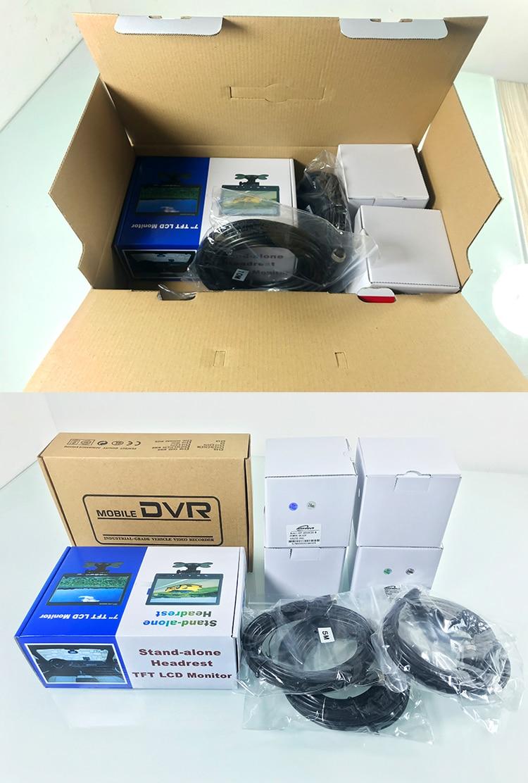 4CH HYFMDVR Full HD 720P do Disco