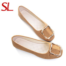 SAILING LU Solid Casual Shoes for Women 2020 Autumn New Ballet Flats Comfort Slip on Loafers Elegant Buckle Dressy Shoes XWD7886 180g mini pocket folding umbrella rain women kids girls mini pocket parasol anti uv waterproof portable travel clear umbrella