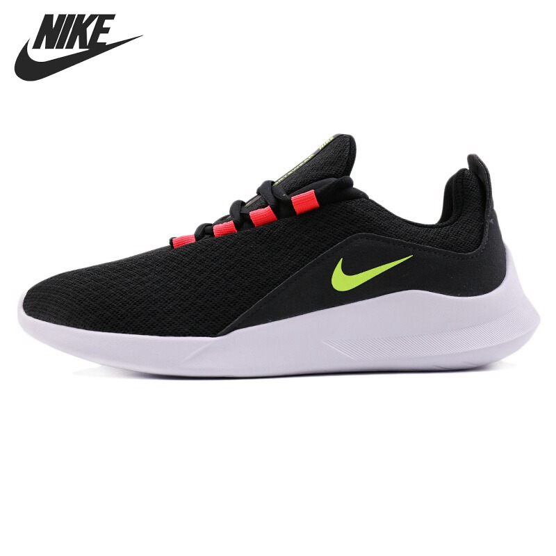 NIKE VIALE ROSHE Women Sneaker Shoes Original Outdoor Sports Lightweight Sport Shoes Breathable Air Sole Mesh Lace Men's