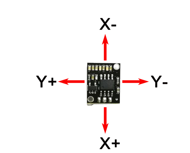 Optical Flow Sensor Spot Hovering Control Flight Position Holding Steady Module Board VS Cheerson CX-OF Support APM