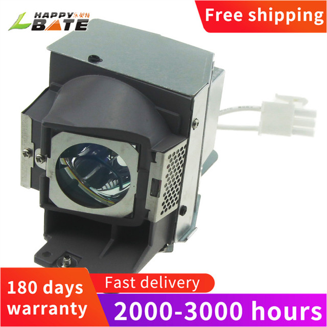 Happybate対応プロジェクターランプRLC 078ためPJD5132/PJD5232L/PJD5134/PJD5234L/PJD6235/ハウジングとPJD6245